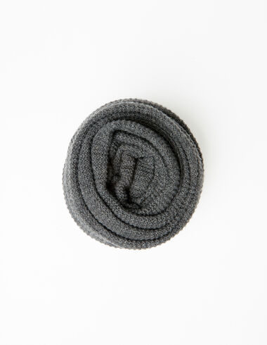 Marengo grey scarf - View all > - Nícoli