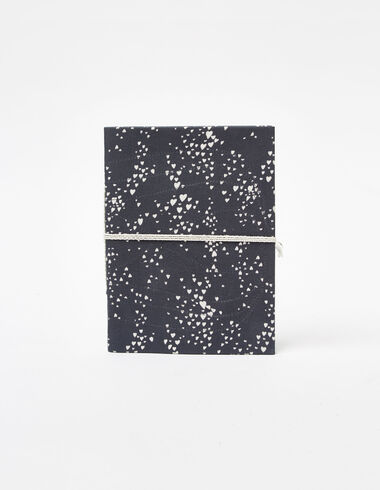 Anthracite heart notebook - View all > - Nícoli
