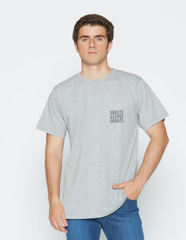 """T-shirt solidaire """"try this"""" pour garçons - Voir tout > - Nícoli"""