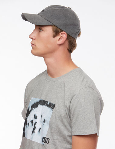 Grey 'Paris' t-shirt - View all > - Nícoli