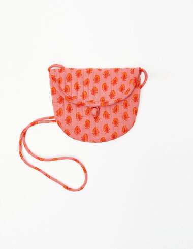 Bandolera redonda hojas fresa - Ver todo > - Nícoli