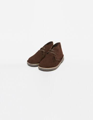 Bota cordón marrón - Ver todo > - Nícoli