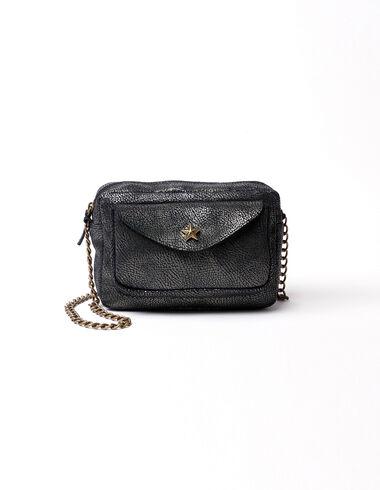 Black sparkly star bag - View all > - Nícoli
