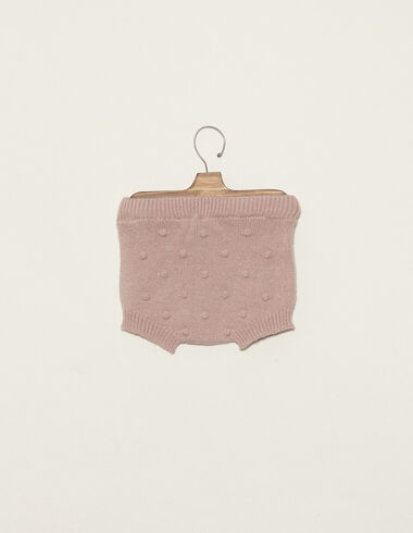 Pink bloomers with bobble - View all > - Nícoli