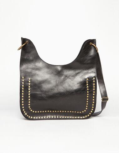 Shopping bag tachuelas negro - Ver todo > - Nícoli