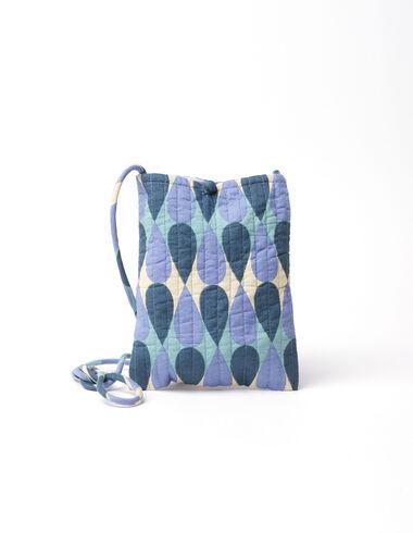 Blue drops shoulder bag - View all > - Nícoli