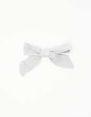 White bow - View all > - Nícoli
