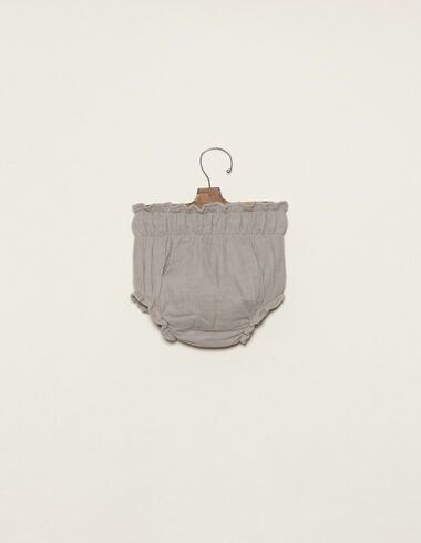Bloomer taupe - Bloomers - Nícoli
