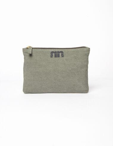 "Green ""n"" make-up bag - View all > - Nícoli"