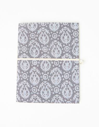 Blue paisley notebook - View all > - Nícoli