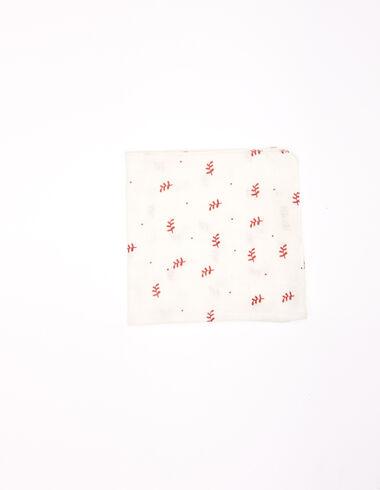Foulard bouquets fraise - Voir tout > - Nícoli