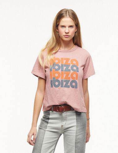 Camiseta ibiza mora - New Colour - Nícoli