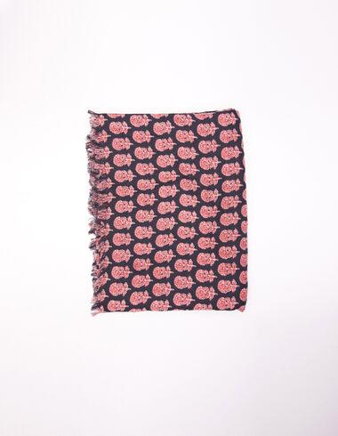 Anthracite floral buti bandana - View all > - Nícoli