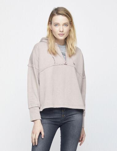 Berry hoodie - Jumpers & Sweatshirts - Nícoli