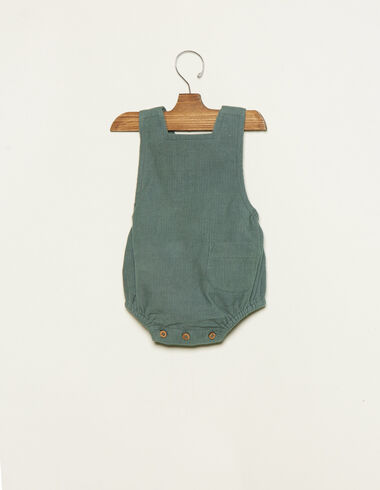 Ranita bolsillo pana verde - Ranitas y Petos - Nícoli
