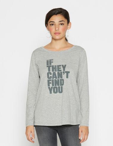 """Camiseta benéfica chica """"make them"""" - Camisetas - Nícoli"""