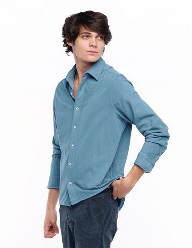 Polo camisero azul claro - Ver todo > - Nícoli