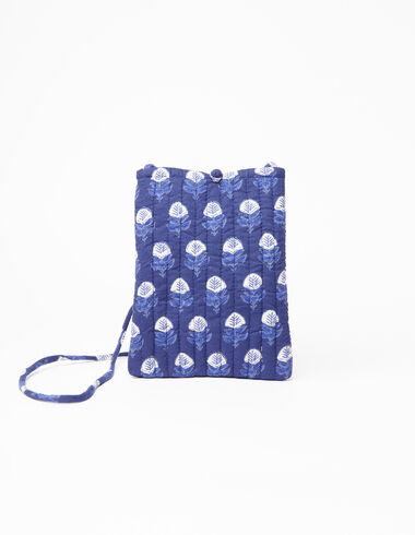 Blue buti crossbody bag - Complementos - Nícoli
