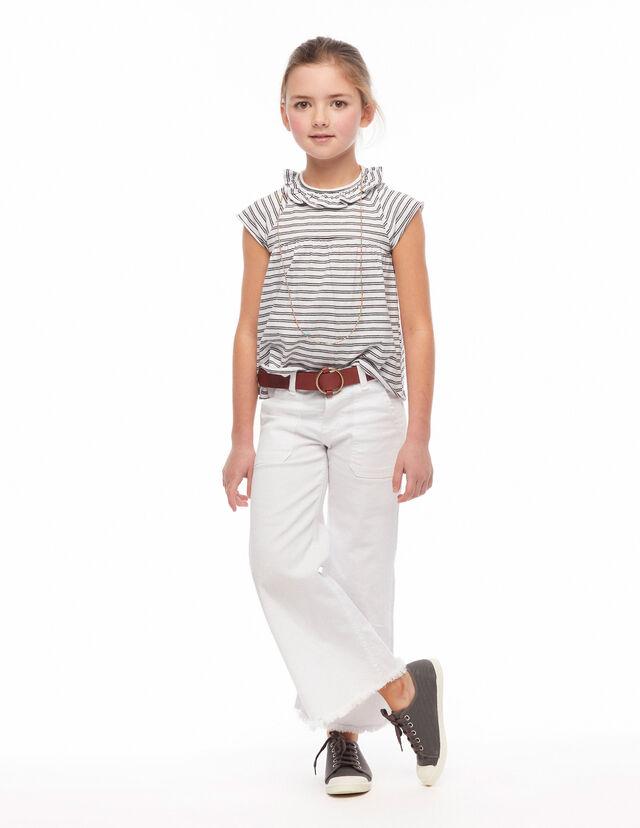 Pantalones Largos Para Nina Nicoli