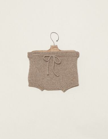 Nut bloomers with tie - Bloomers - Nícoli