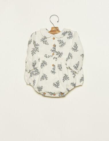 Ranita cuello bebé ramos azul - Ver todo > - Nícoli