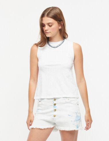 Camiseta vistas blanca - Ver todo > - Nícoli