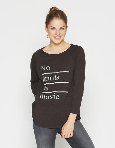 """Camiseta benéfica chica """"no limits"""" - Ver todo > - Nícoli"""