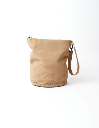 Brown cylinder bag - View all > - Nícoli