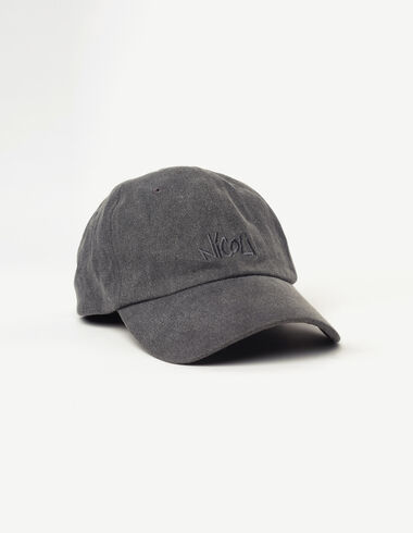 Casquette 'Nícoli' anthracite - New in - Nícoli