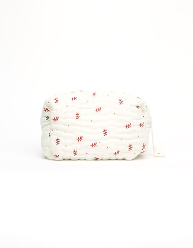 Small strawberry twigs toiletry bag - View all > - Nícoli