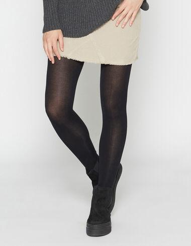 Beige corduroy mini skirt - Skirts - Nícoli