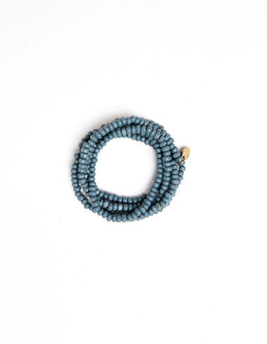 Dark green bead necklace - View all > - Nícoli