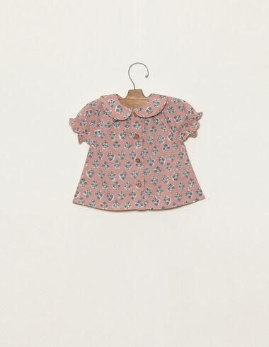 Camisa cuello bebé buti fresa - Spring Favourites - Nícoli