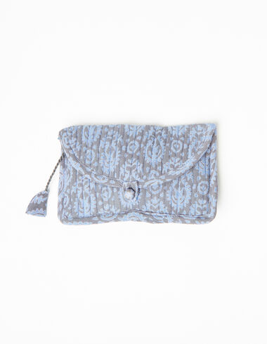 Monedero paisley azul - Ver todo > - Nícoli