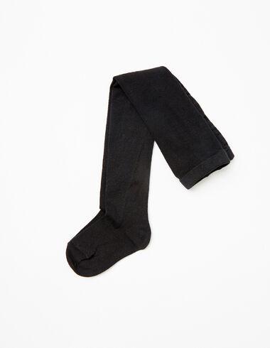 collant noir  - Collants - Nícoli