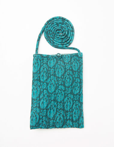 Girl's print shoulder bag - View all > - Nícoli