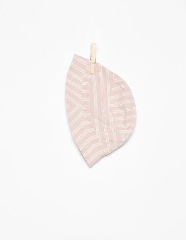 Bonnet rayure rose  - Voir tout > - Nícoli