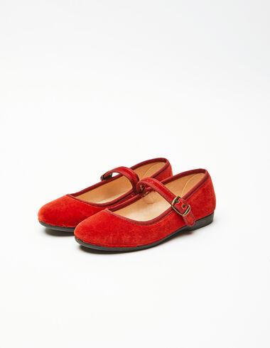 Sandales chinoises oranges - Accesoires - Nícoli