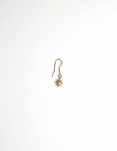 Boucle d'oreilles étoiles mini dorée - Voir tout > - Nícoli