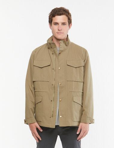 Veste poches verte - Ropa de abrigo - Nícoli