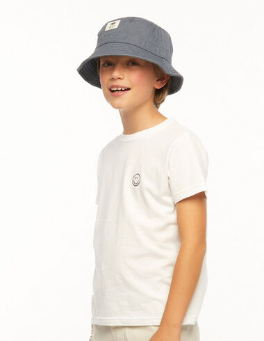 White smile t-shirt - New in - Nícoli