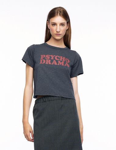 T-shirt pshychodrama chaudron - Tee-Shirts - Nícoli