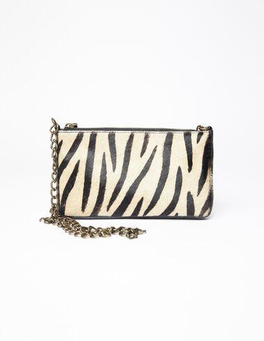 Animal print leather bag - Bags - Nícoli