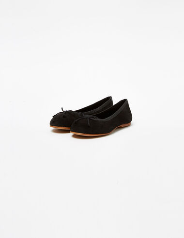 Black ballet pumps - Shoes - Nícoli