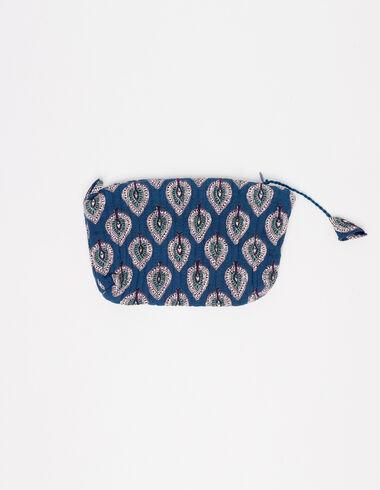 Bolsa pinturas hojas azul - Ver todo > - Nícoli