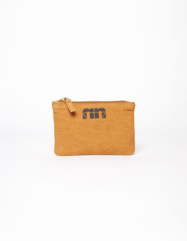 Mustard 'N' wallet - Coin purses - Nícoli