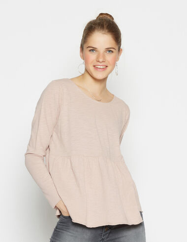 Girl's pink top - View all > - Nícoli