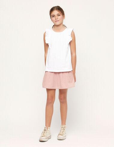 Strawberry plumeti skirt - View all > - Nícoli
