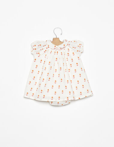 Little strawberry flower print dress - View all > - Nícoli