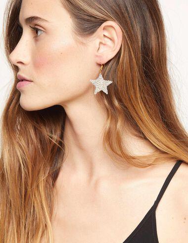 Boucles d'oreilles billes étoile  - Voir tout > - Nícoli